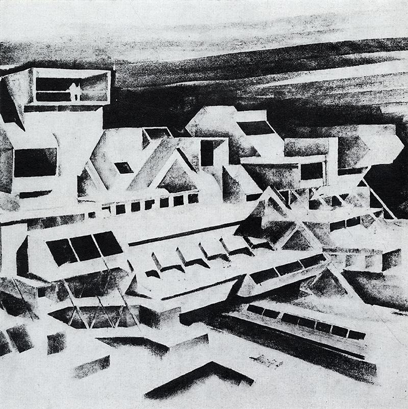 Carlo Pelliccia, Piero Sartogo. Casabella 325 1968, 33