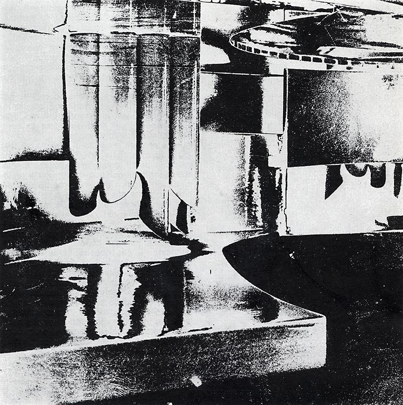 Marcello Pietrantoni, Adalberto dal Largo, Libero Greco. Casabella 325 1968, 21