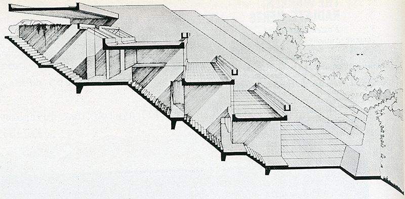 Richard and Su Rogers. Architectural Review v.143 n.851 Jan 1968, 80