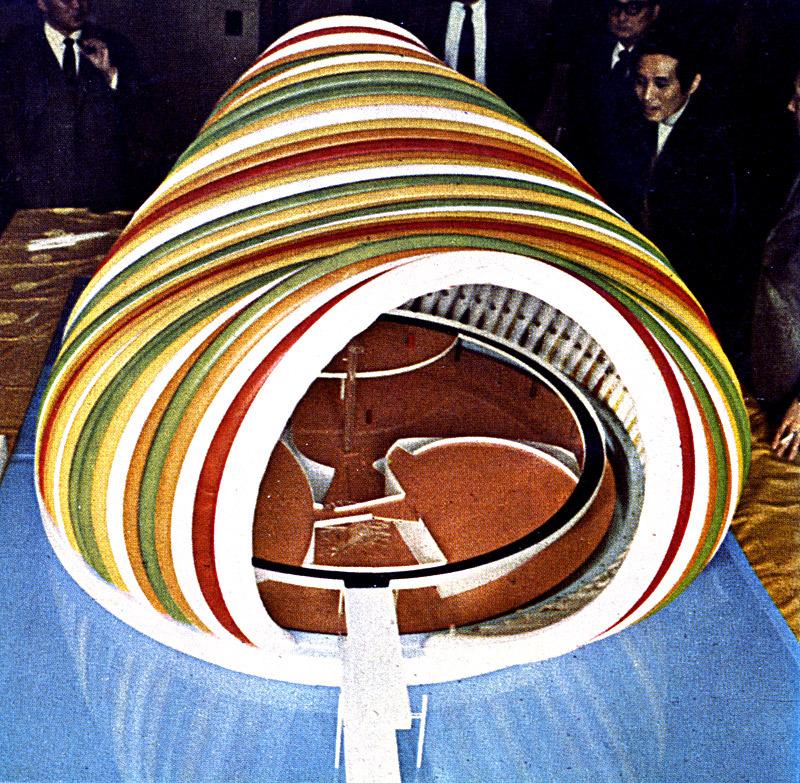 Yutaka Murata. Domus 462 May 1968, 14