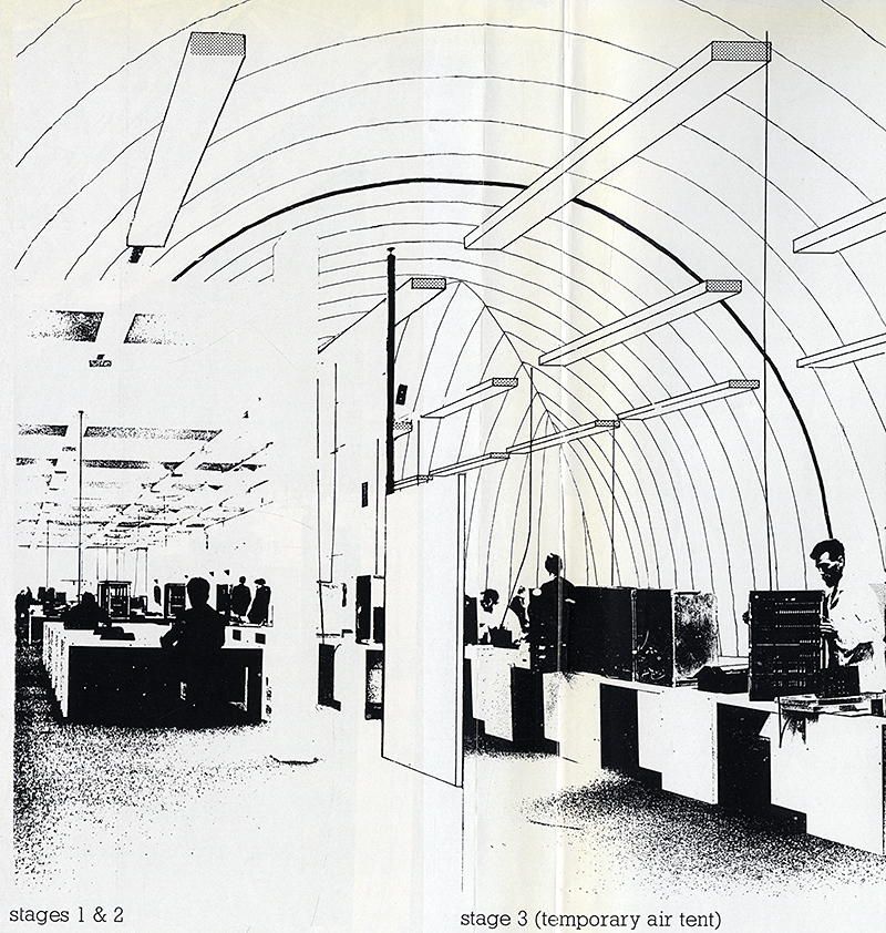 Foster Associates. Architectural Review (MANPLAN 3) v.146 n.873 Nov 1969 359, 1