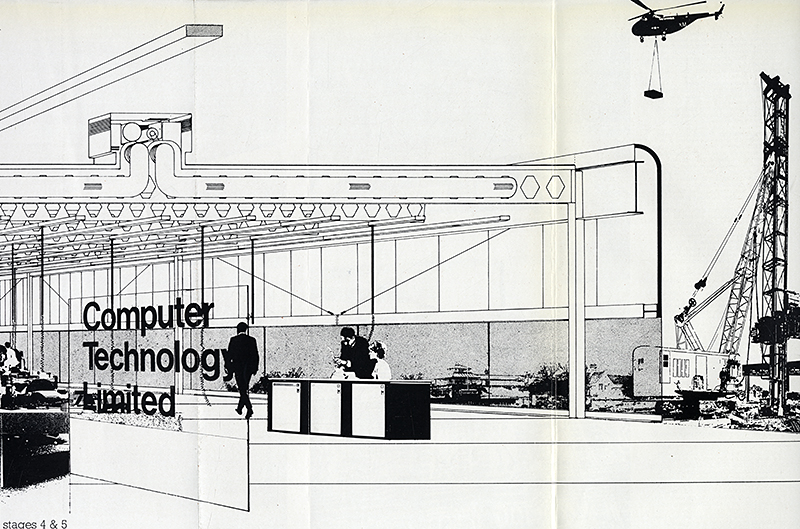Foster Associates. Architectural Review (MANPLAN 3) v.146 n.873 Nov 1969 359, 3