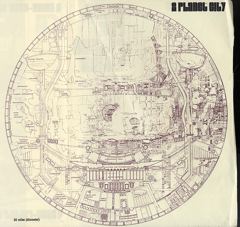 John G. Pickles. Architectural Review v.145 n.867 May 1969, 350