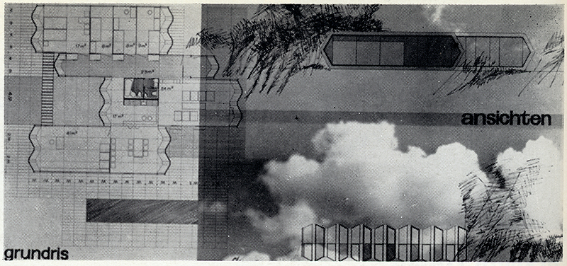 Leszek Lesniak. Architectural Review v.145 n.868 June 1969, 466