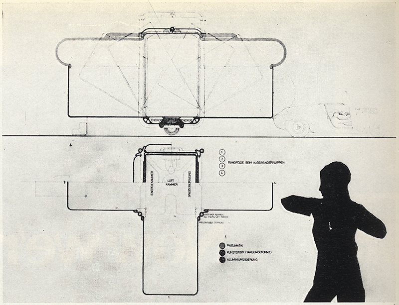 Leszek Lesniak. Architectural Review v.145 n.868 June 1969, 468