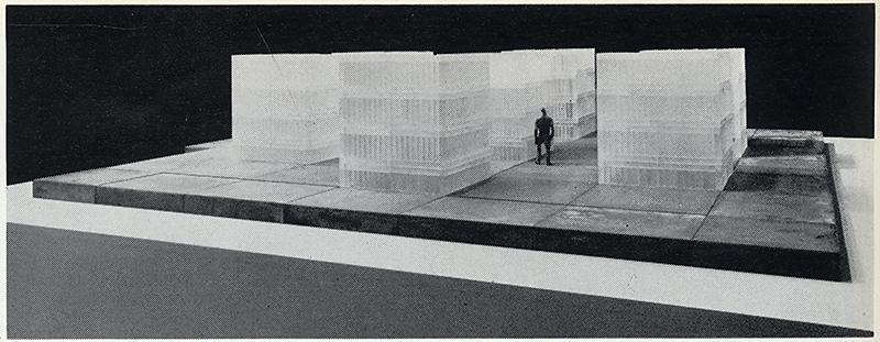 Louis Kahn. Architectural Review v.145 n.864 Feb 1969, 146