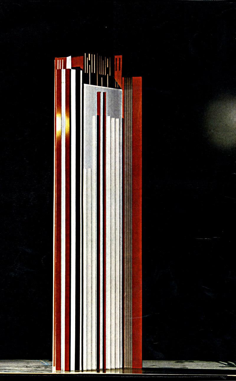 Studio Ponti Fornaroli Rosselli. Domus 470 January 1969, 9