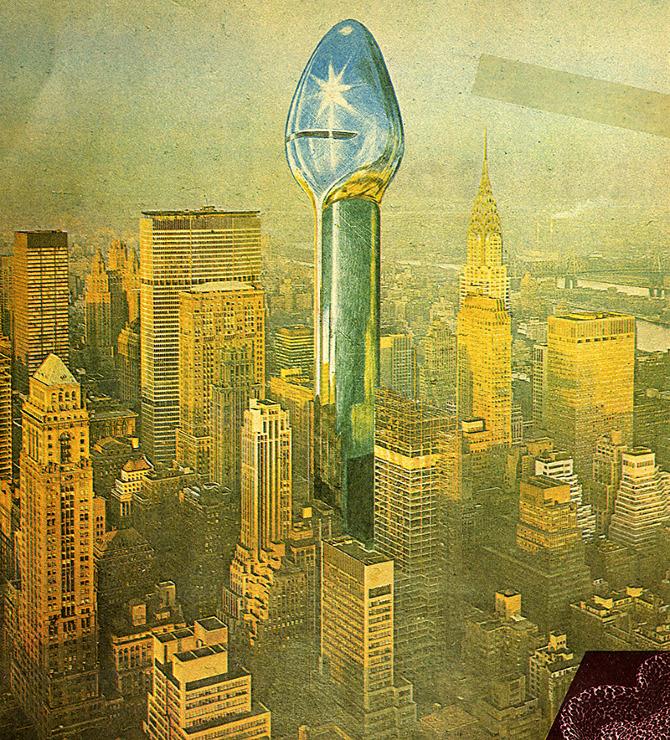 Archizoom. Architectural Design 40 July 1970, 330