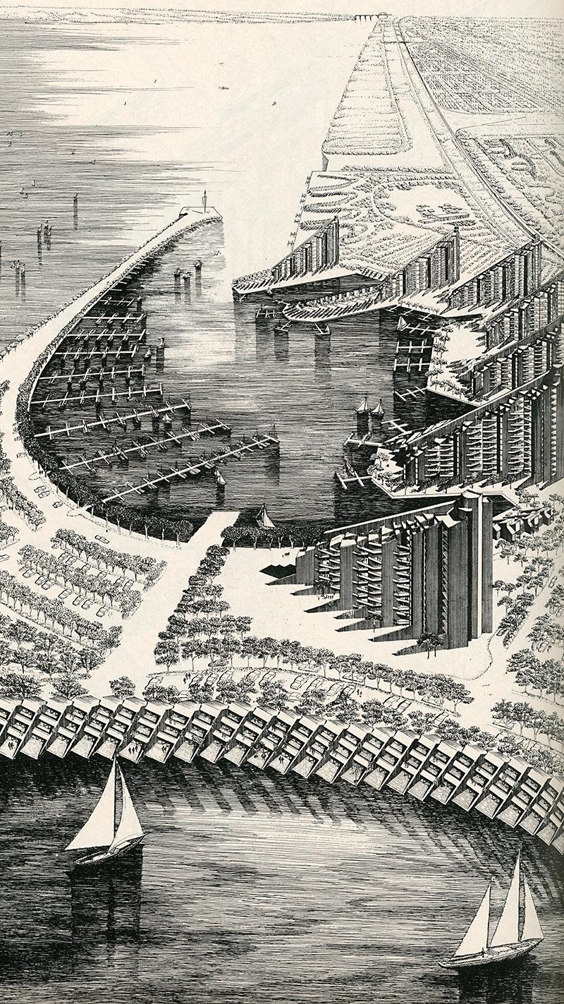 Paul Rudolph. Architectural Record. Nov 1970, 100