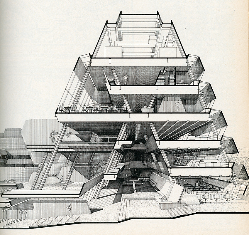 Paul Rudolph. Architectural Record. Nov 1970, 95
