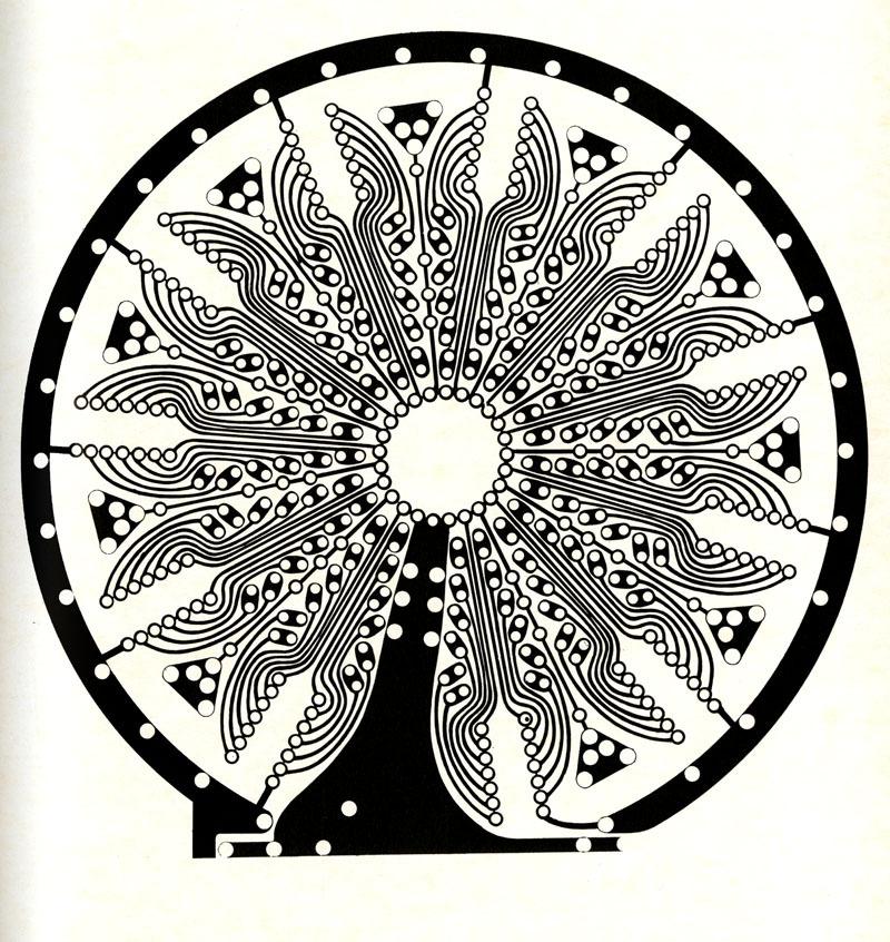 Elisa Brunner. Casabella 344 1970, 9