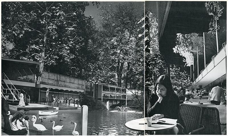 Ivor De Wolfe and Kenneth Browne. Civilia. Architectural Press London 1971, 142