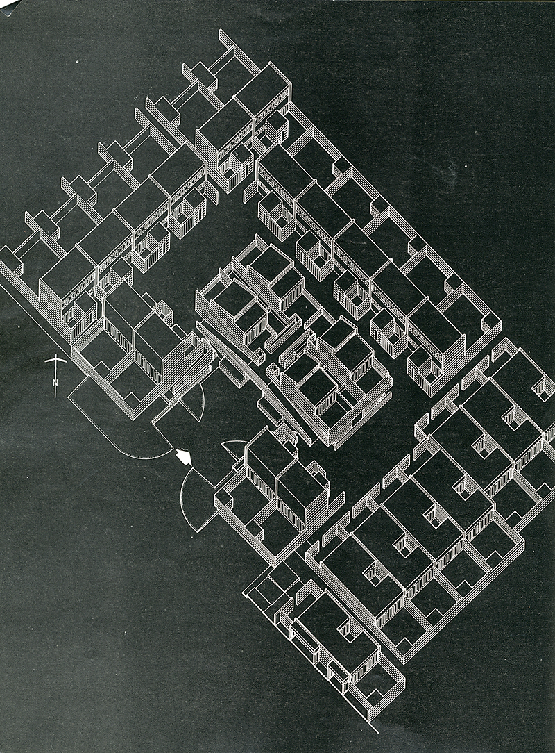 Phippen Randall and Parkes. Architectural Review v.152 n.907 Sep 1972, 155