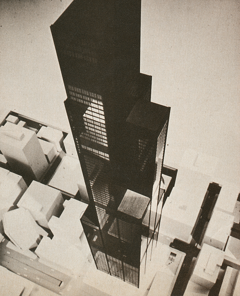 Skidmore Owings Merrill. Architectural Record. Oct 1972, 104