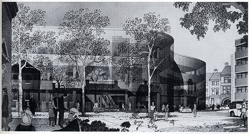 Foster Associates. Architectural Review v.153 n.911 Jan 1973, 21
