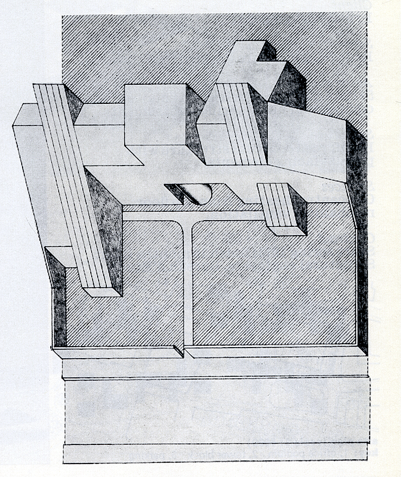 James Gowan. Architectural Review v.153 n.911 Jan 1973, 35