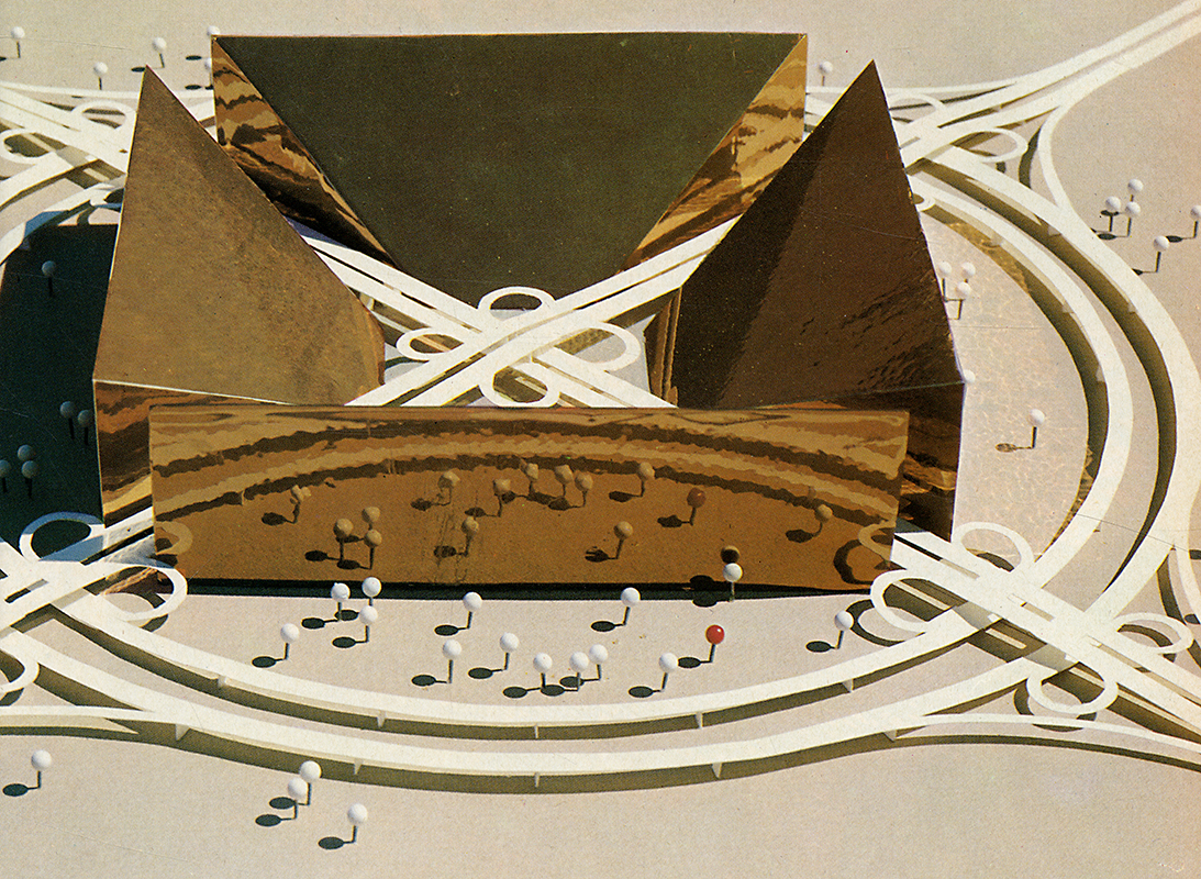 Klein Partnership. Architectural Record. Dec 1973, 13