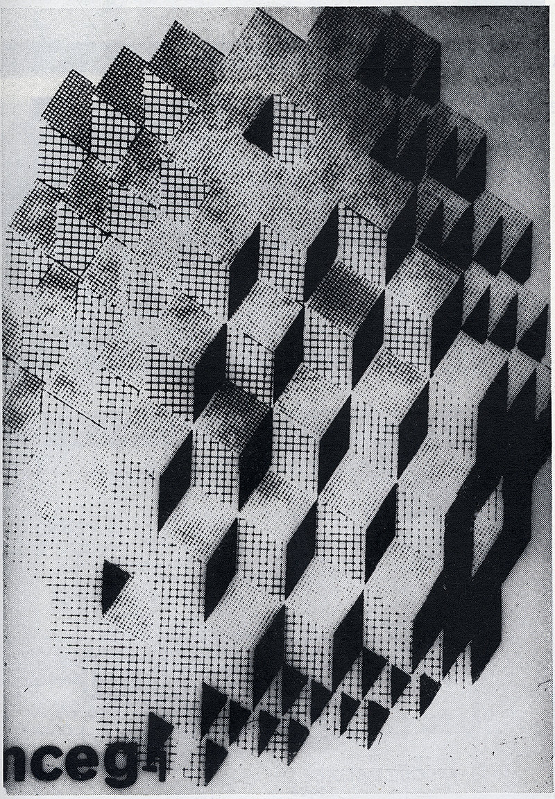 Ricardo Bofill. Architectural Review v.154 n.921 Nov 1973, 297