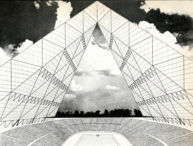 Stanley Tigerman. Progressive Architecture 54 March 1973, 105