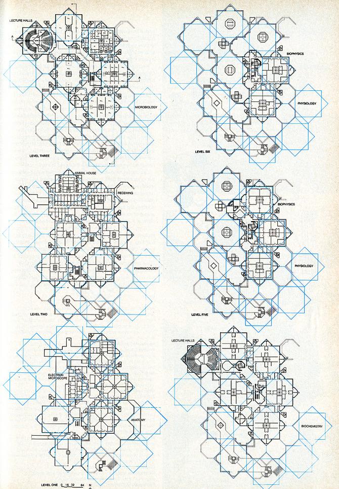 Walter Netsch. Progressive Architecture 54 April 1973, 85