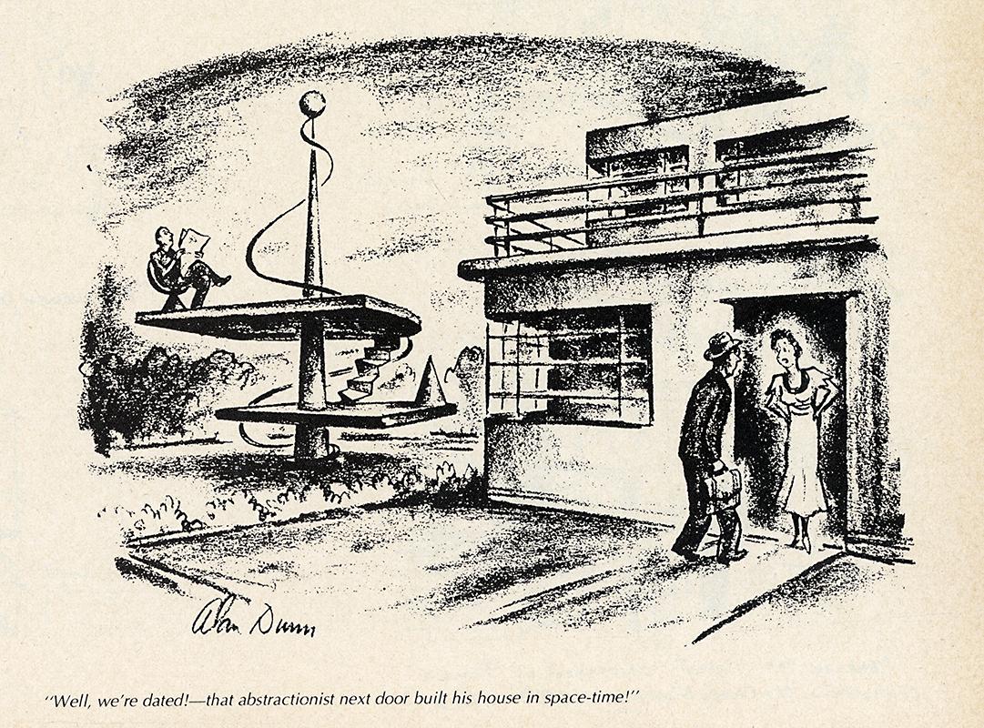 Alan Dunn. Architectural Record. Jul 1974, 87