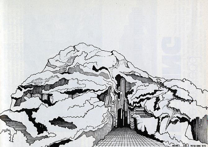 Peter Cook. Architectural Design 44 September 1974, 572