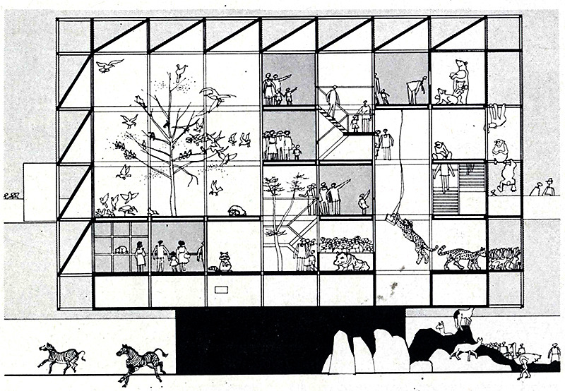 Cambridge Seven Associates. Domus 542 January 1975, 9