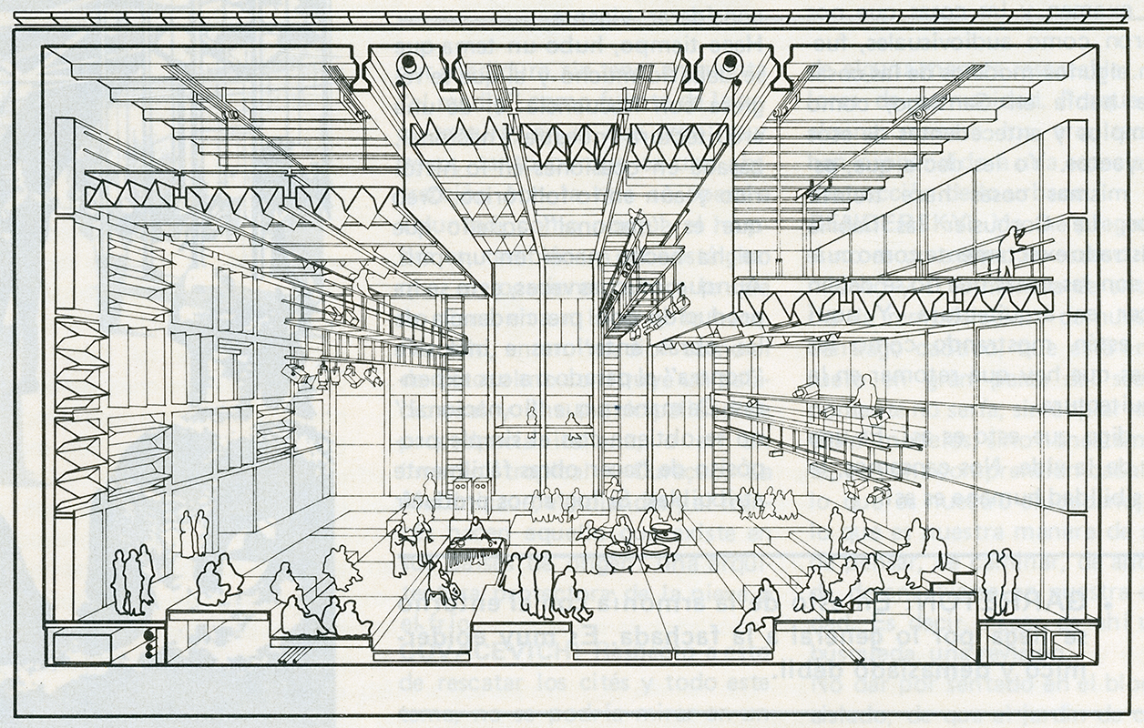 Richard Rogers and Renzo Piano. Auca. 33 1977, 41