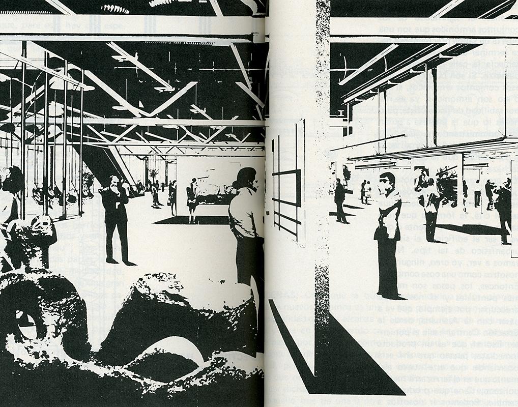 Richard Rogers and Renzo Piano. Auca. 33 1977, 42