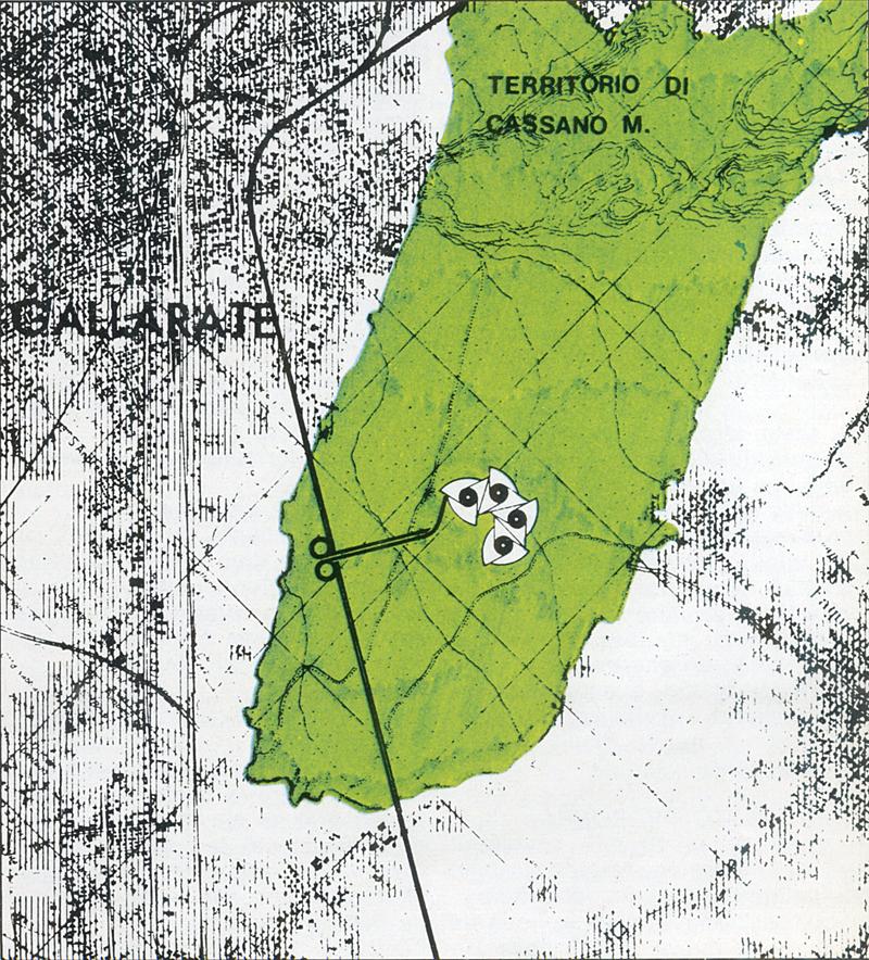 Carlo Moretti. Domus v.558 May 1976, 13