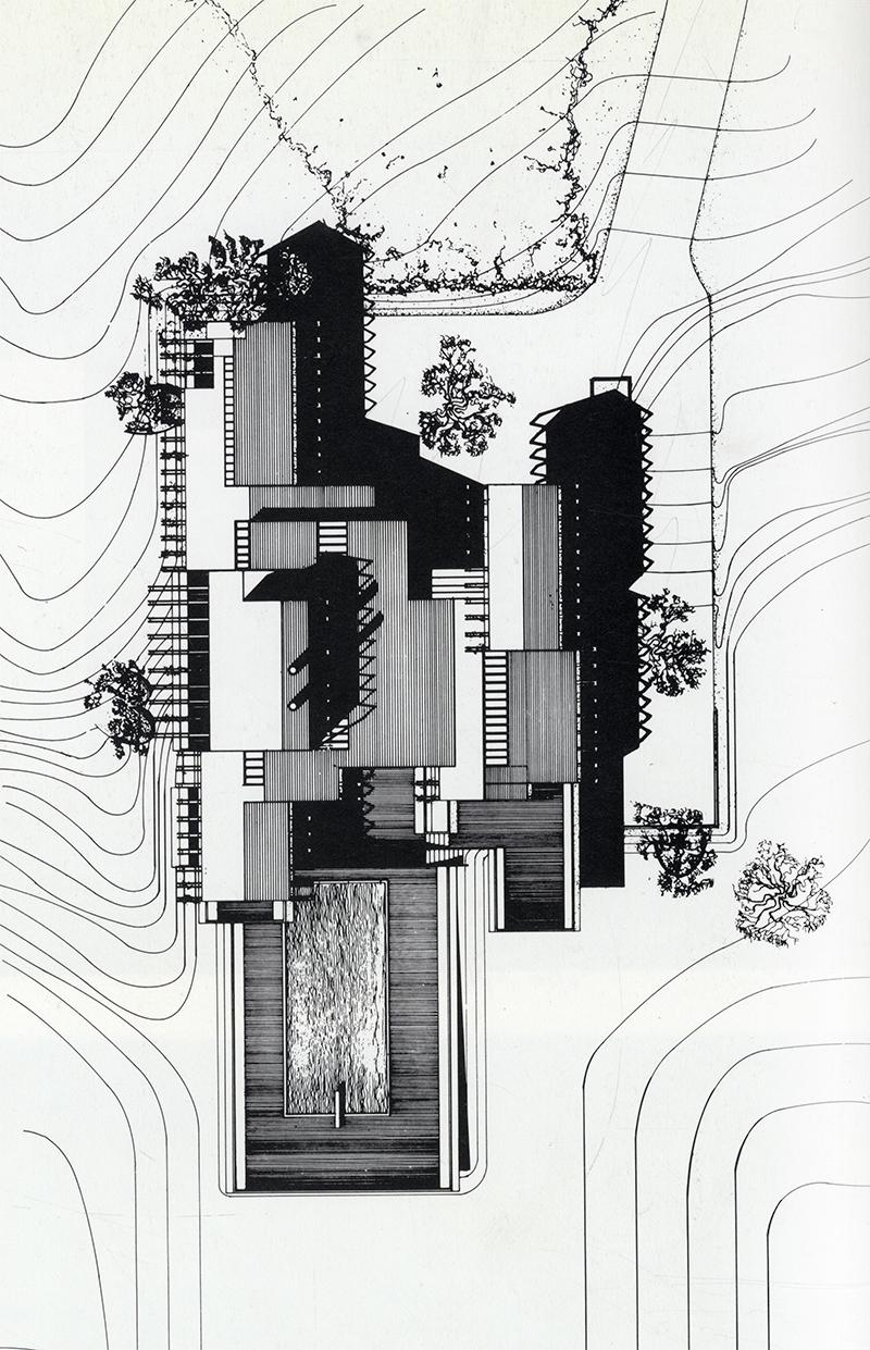 Paul Rudolph. GA Houses. 1 1976, 78