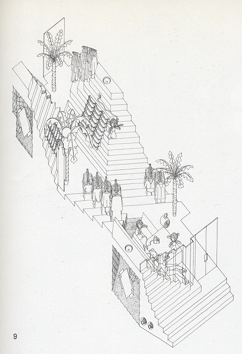 Campell Zogolovitch Wilkinson Gough. Architectural Review v.161 n.961 Mar 1977, 183