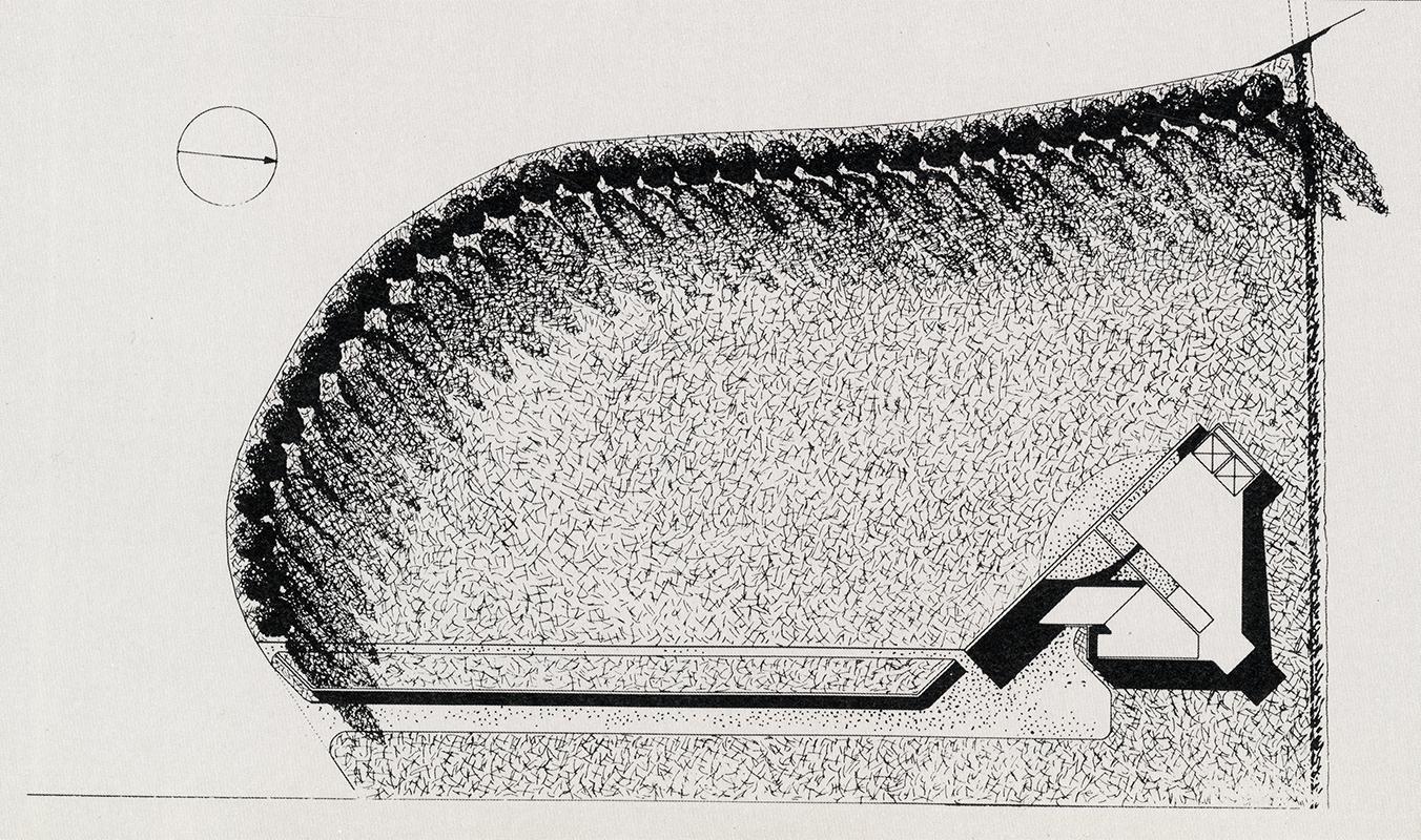 Mario Botta. GA Houses. 3 1977, 90