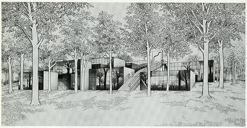 Stanley Tigerman. Architectural Review v.162 n.968 Oct 1977, 248