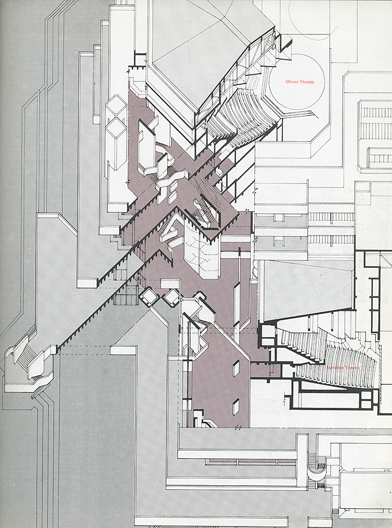 Tony Dyson. Architectural Review v.161 n.959 Jan 1977, 23