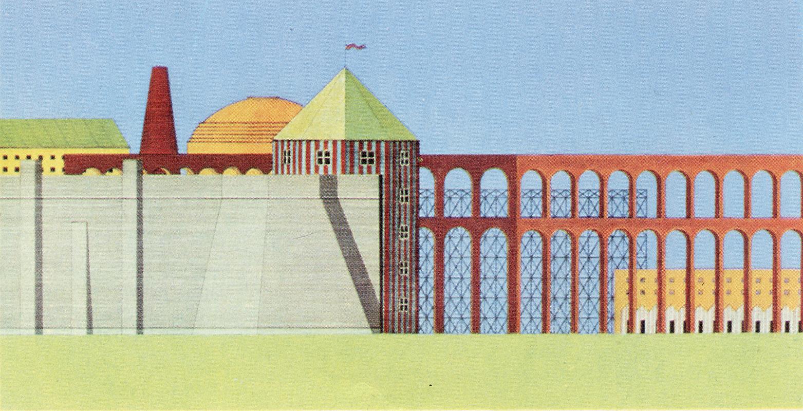Aldo Rossi. Arquitectura (Madrid). 214 Sep 1978, 18