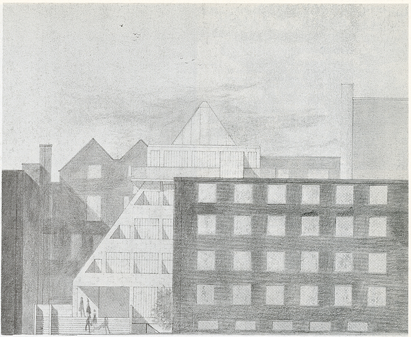 Leonard Manasseh. Architectural Review v.163 n.971 Jan 1978, 39