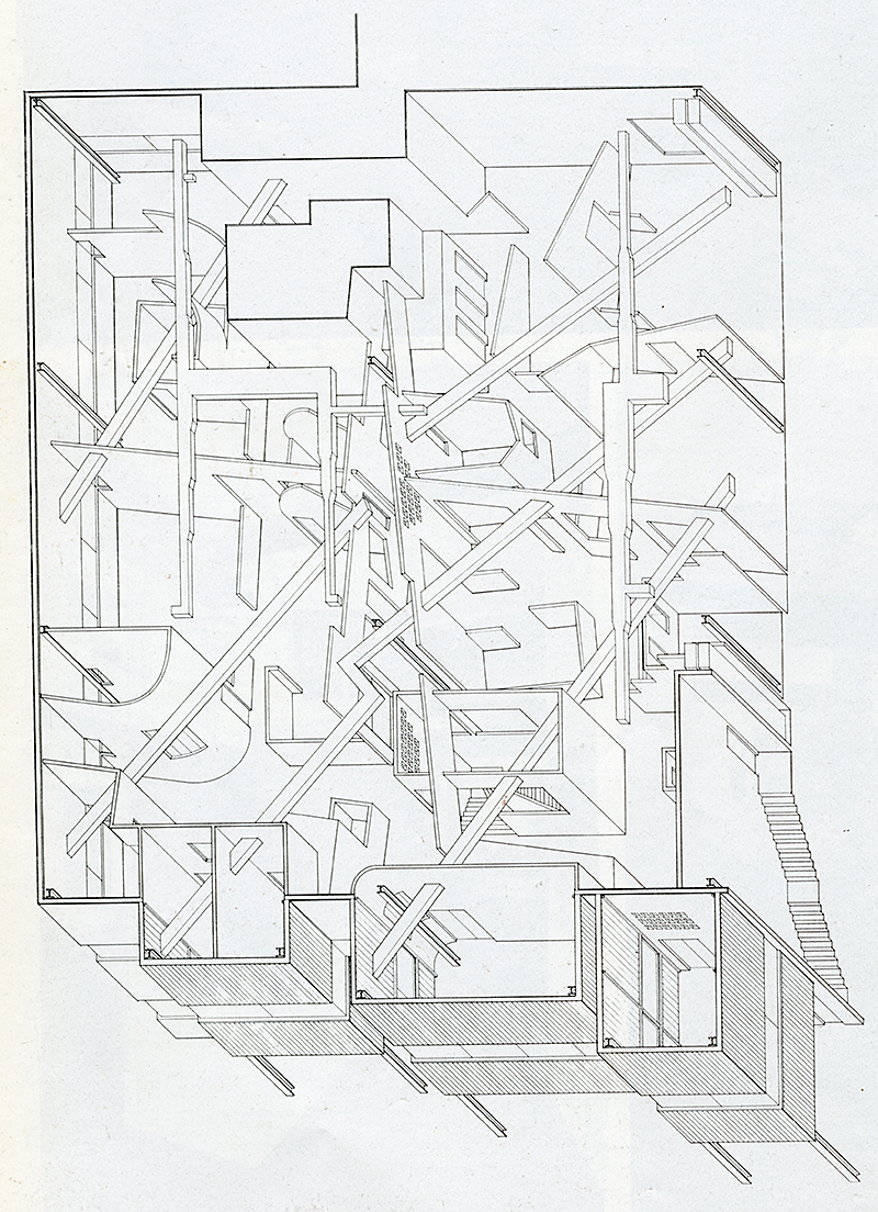 Frank Gehry. Architectural Review v.165 n.987 May 1979, 284