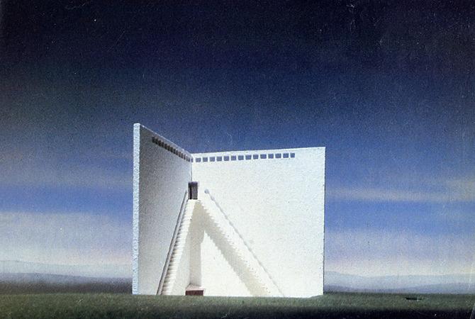 Emilio Ambasz. Progressive Architecture 61 January 1980, 95