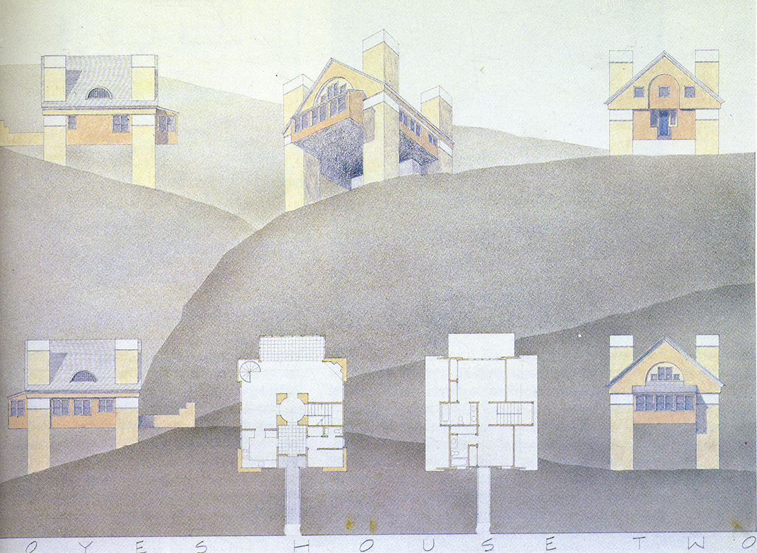 James Volney Richter and F. Andrus Burr. GA Houses. 7 1980, 177