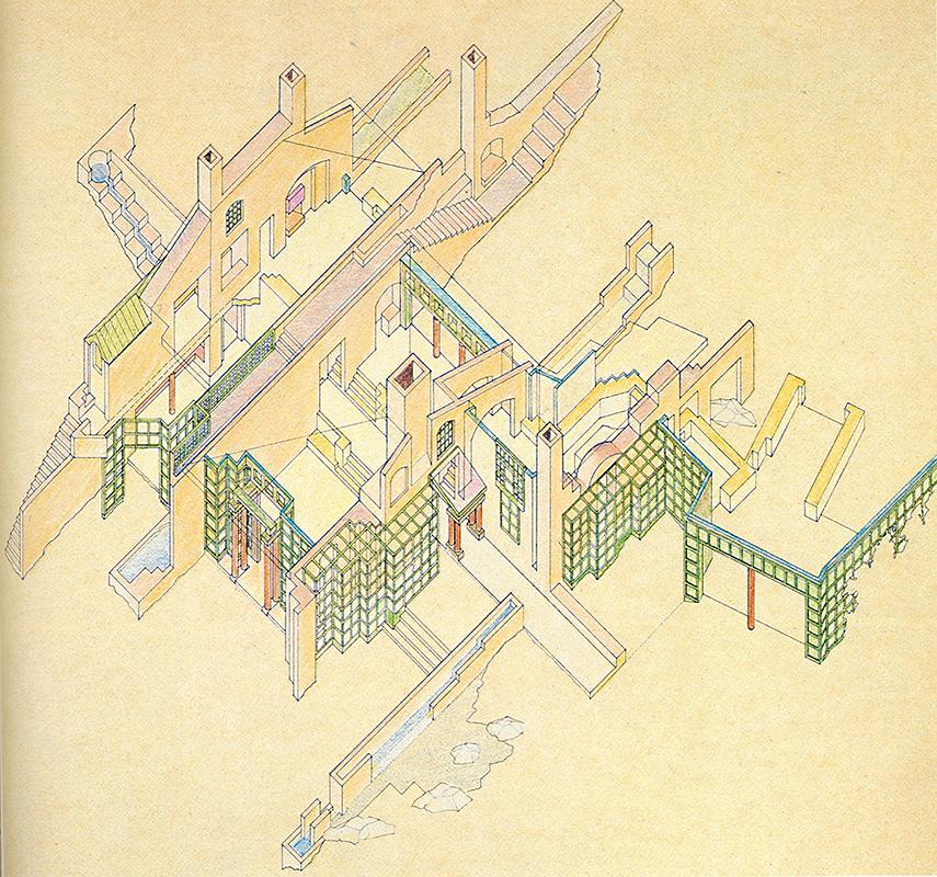 Eugene Kupper. GA Houses. 9 1981, 95