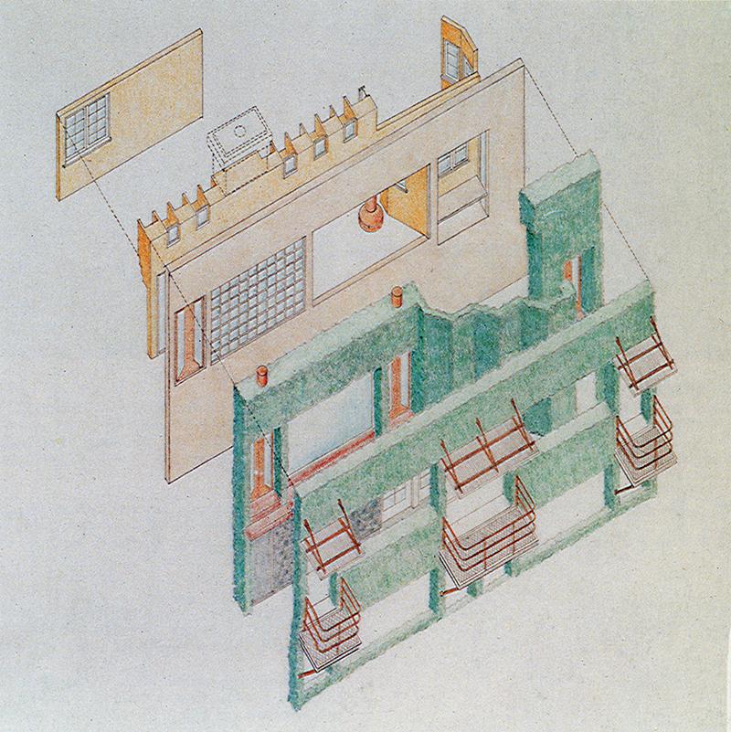Morphosis. GA Houses. 9 1981, 153