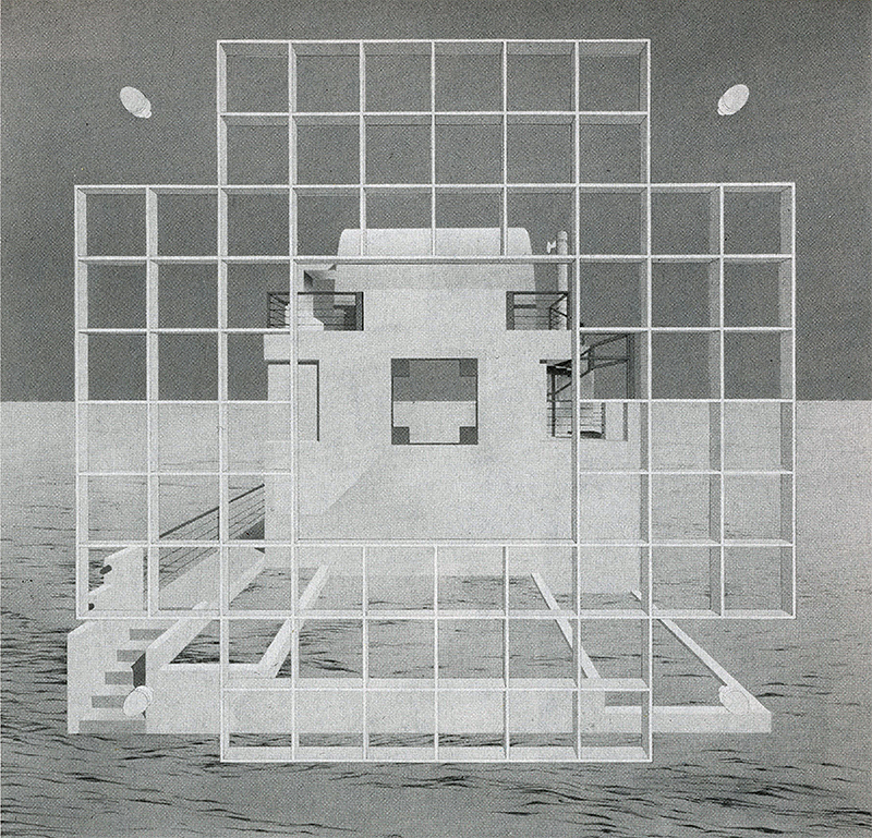 Stafford Binder. Arts and Architecture  1982,