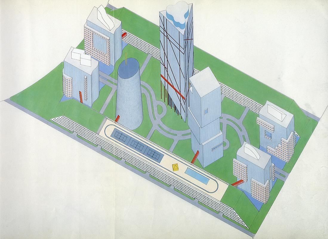 Arquitectonica. GA Document. 7 1983, 13
