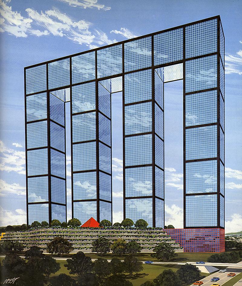 Arquitectonica. GA Document. 7 1983, 57