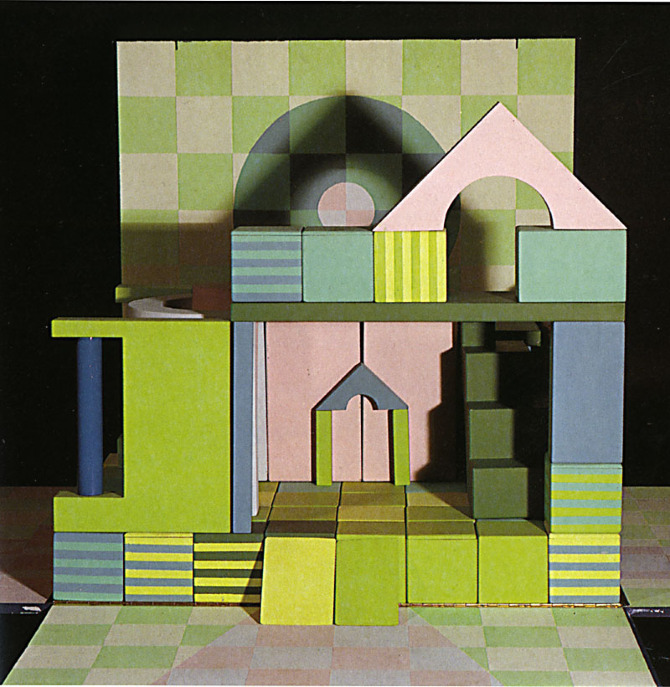 Ian Akroyd and Karen Whatley . Architectural Design 53 3-4 1983, 59
