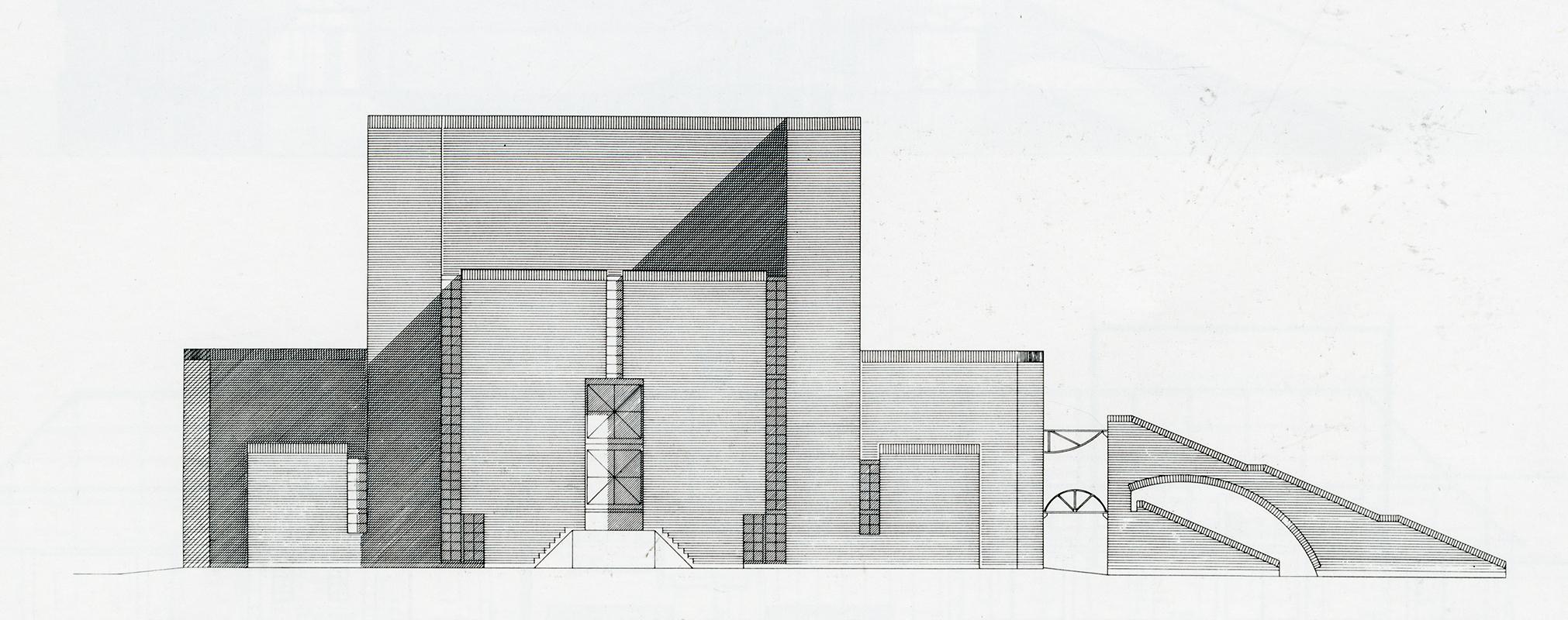Mario Botta. GA Document. 6 1983, 32