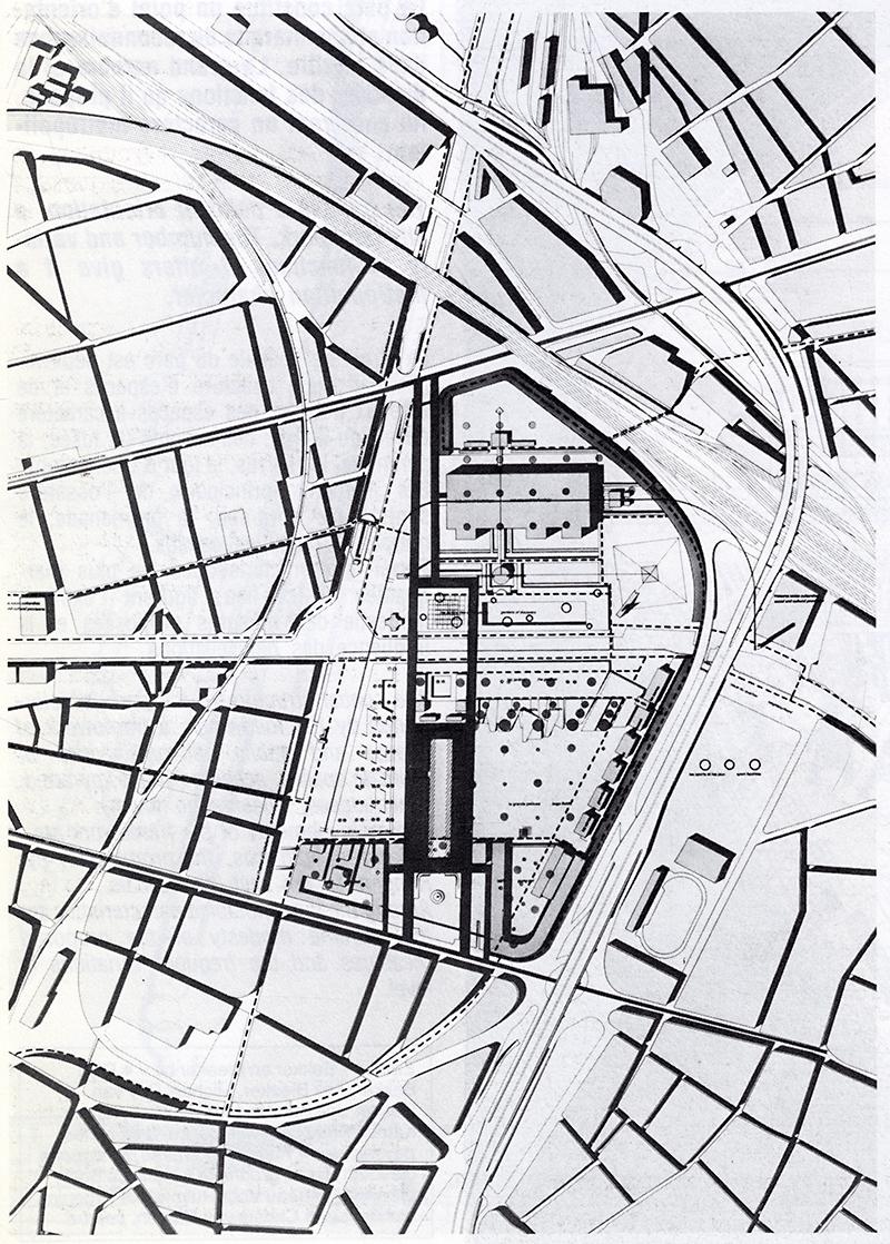 Bakker & Bleeker. L'invention du parc. Graphite 1984, 66