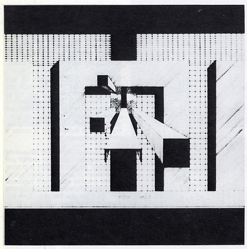 Boucaud Doyelle Isner Schweitzer. L'invention du parc. Graphite 1984, 142