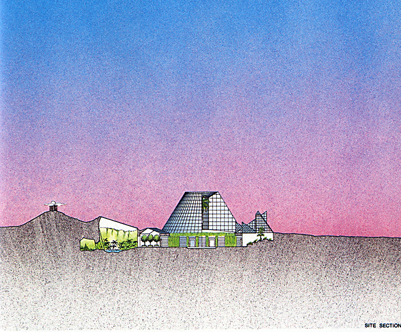 Emilio Ambasz. Architectural Record 172 Sep 1984,128